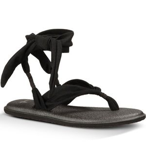 Sanuk Yoga Slinged Up Gladiator Sandal